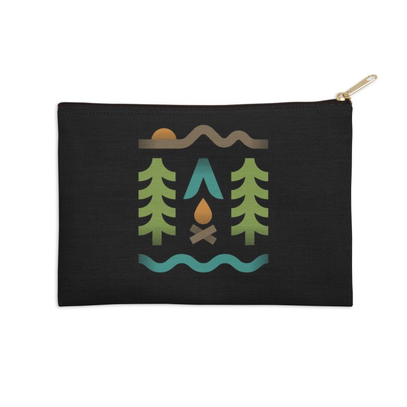 Simple Pleasures Accessories Zip Pouch by csw