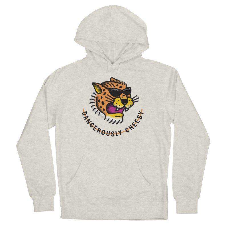 Dangerously Cheesy Women's Pullover Hoody by csw