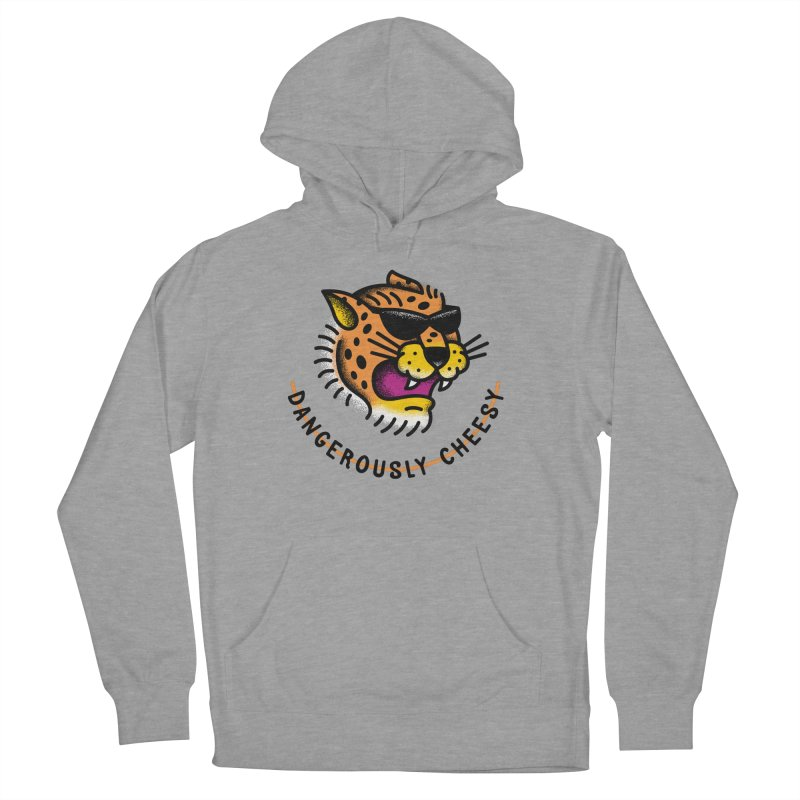 Dangerously Cheesy Men's Pullover Hoody by csw