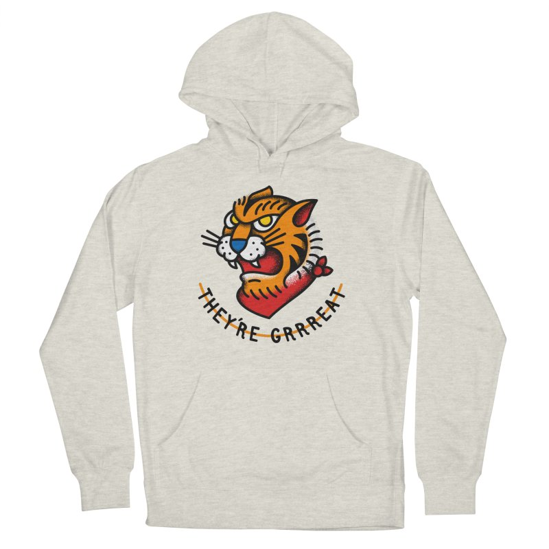 More Than Good Men's Pullover Hoody by csw