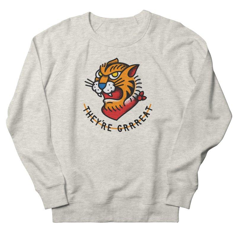 More Than Good Men's Sweatshirt by csw