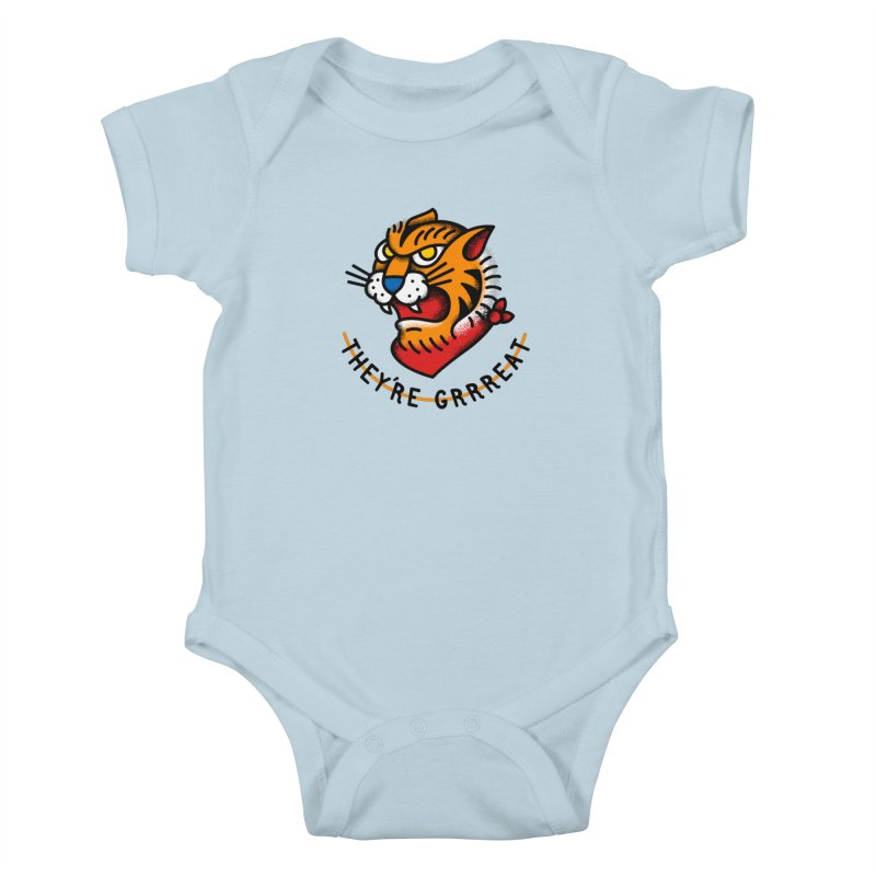 More Than Good Kids Baby Bodysuit by csw