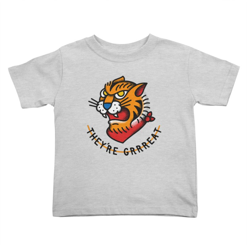 More Than Good Kids Toddler T-Shirt by csw