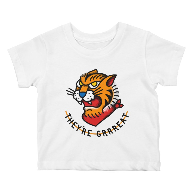 More Than Good Kids Baby T-Shirt by csw