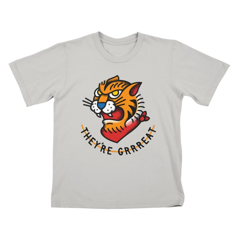 More Than Good Kids T-shirt by csw