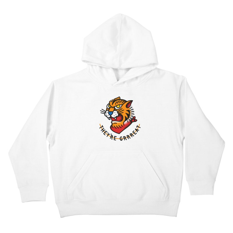 More Than Good Kids Pullover Hoody by csw