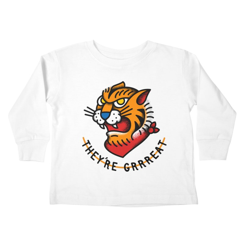 More Than Good Kids Toddler Longsleeve T-Shirt by csw