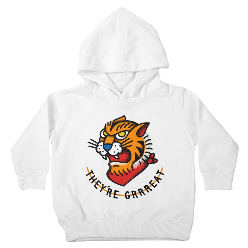 More Than Good Kids Toddler Pullover Hoody by csw