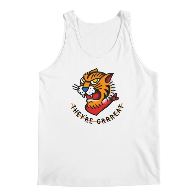 More Than Good Men's Tank by csw