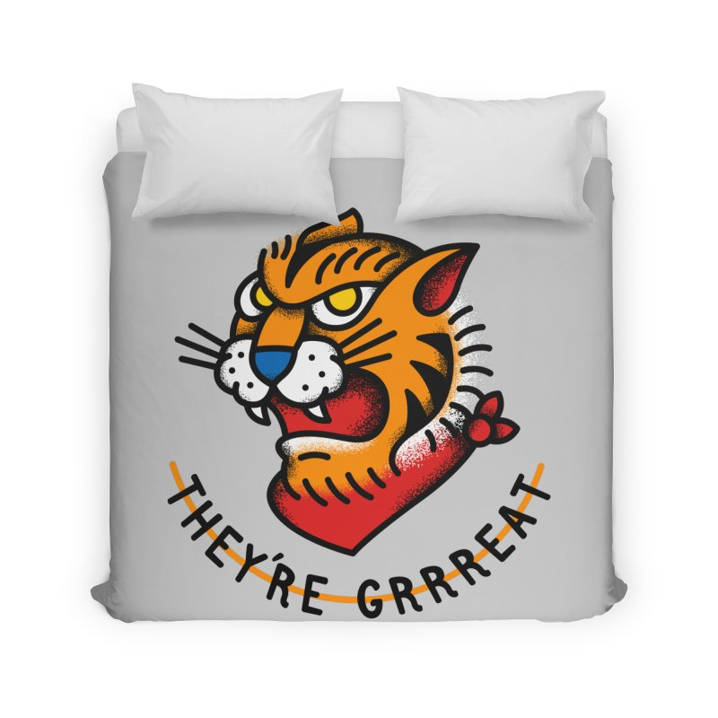More Than Good Home Duvet by csw