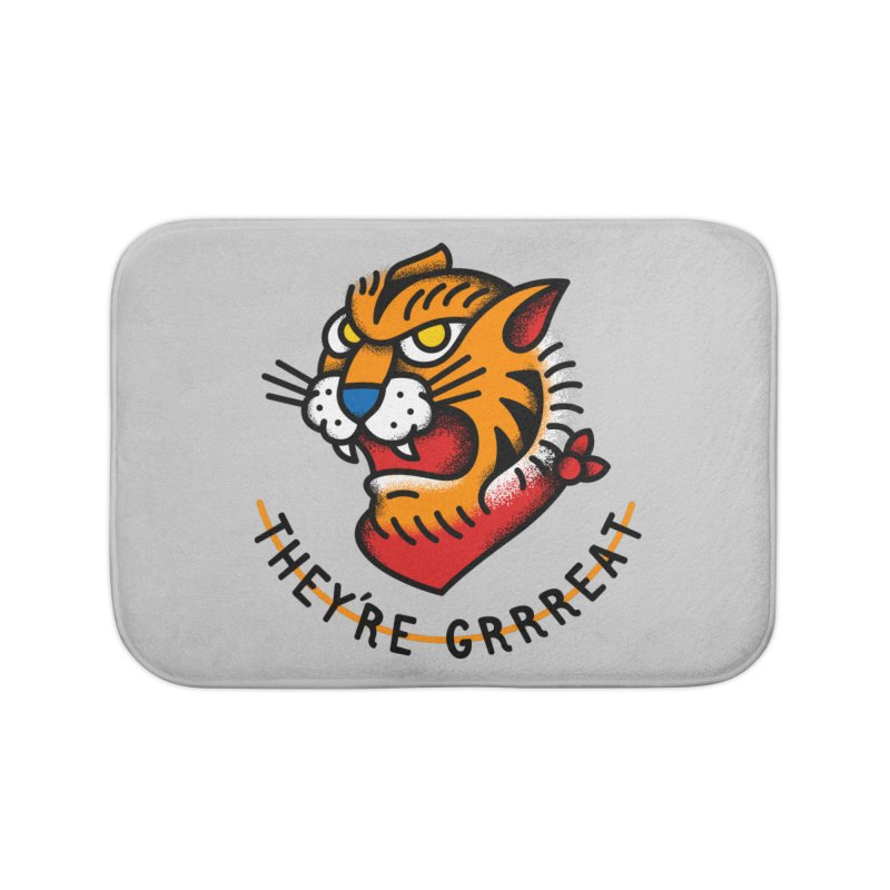 More Than Good Home Bath Mat by csw