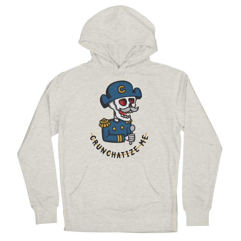Crunchatize Me Women's Pullover Hoody by csw