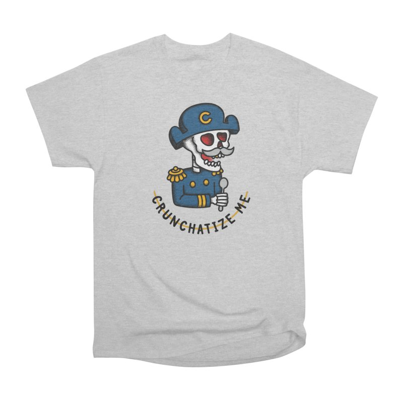 Crunchatize Me Men's Classic T-Shirt by csw
