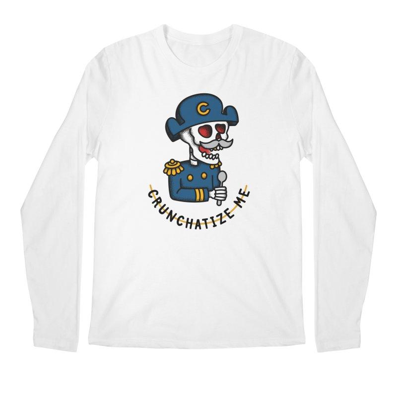 Crunchatize Me Men's Longsleeve T-Shirt by csw