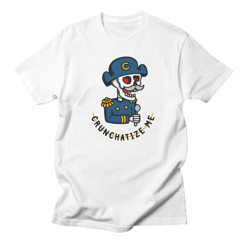 Crunchatize Me Men's T-shirt by csw