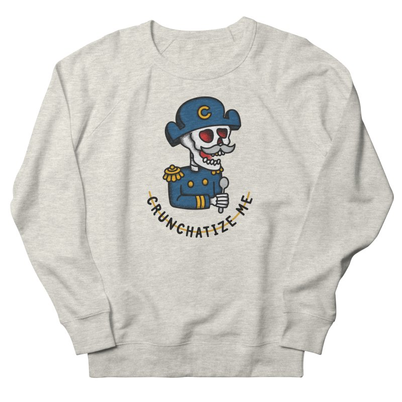Crunchatize Me Women's Sweatshirt by csw