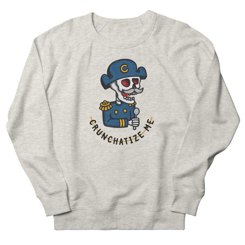 Crunchatize Me Men's Sweatshirt by csw