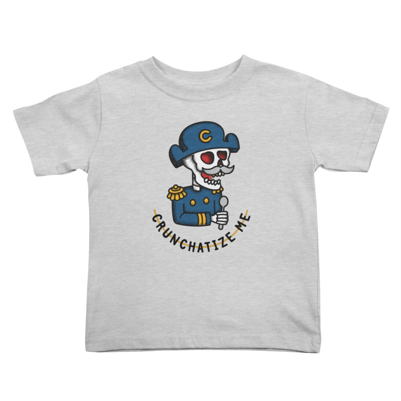 Crunchatize Me Kids Toddler T-Shirt by csw