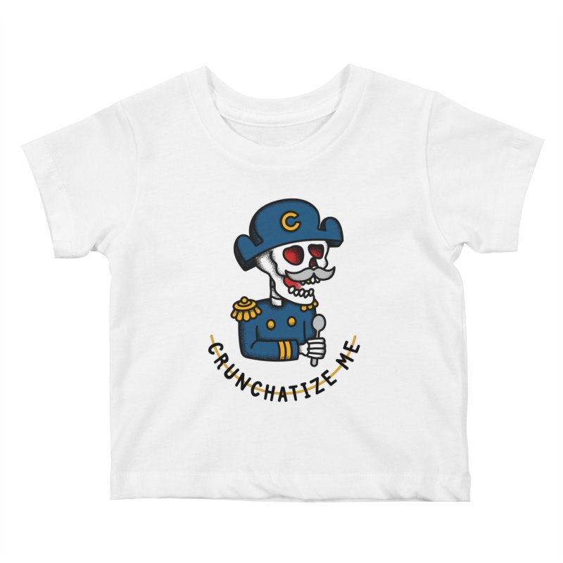 Crunchatize Me Kids Baby T-Shirt by csw