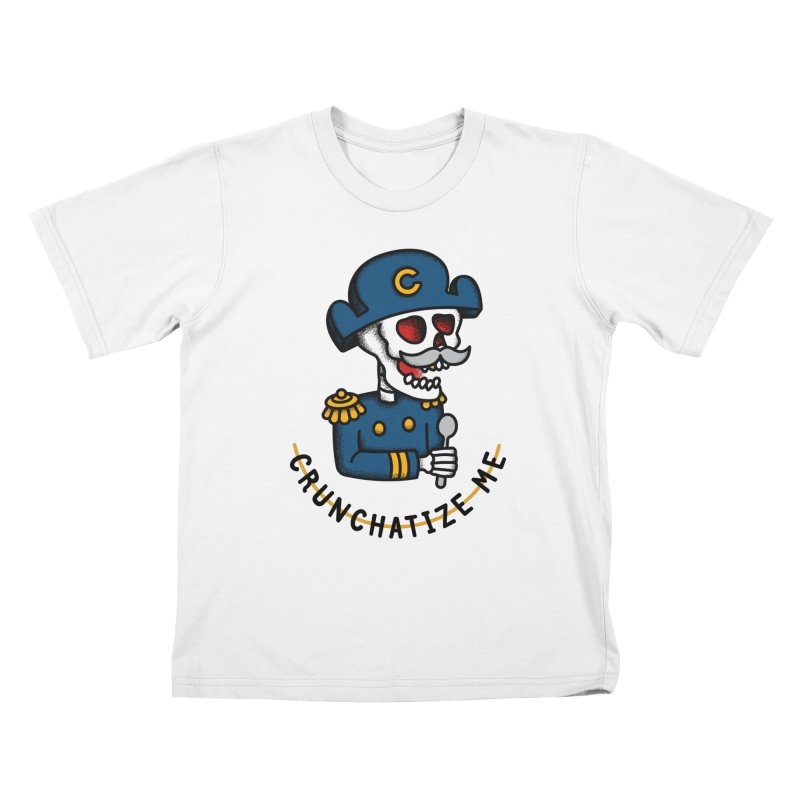 Crunchatize Me Kids T-shirt by csw