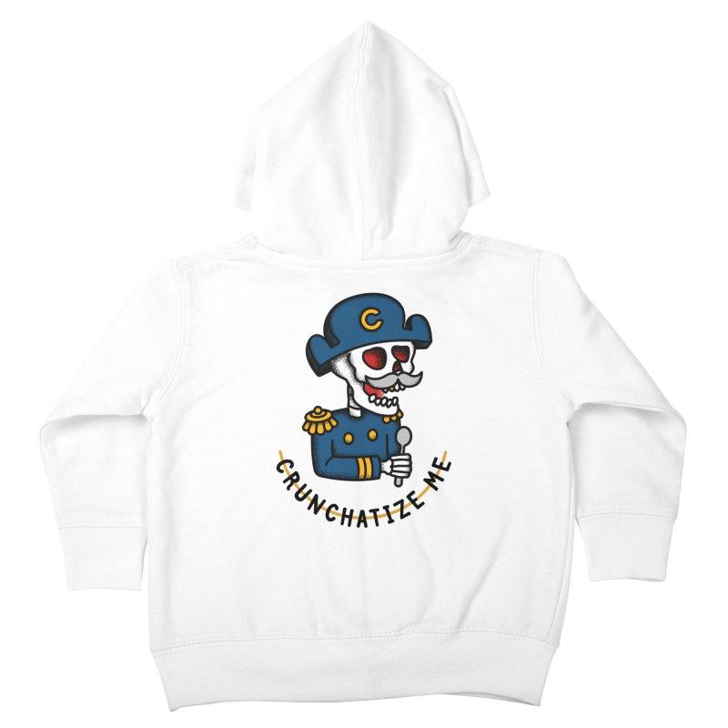 Crunchatize Me Kids Toddler Zip-Up Hoody by csw