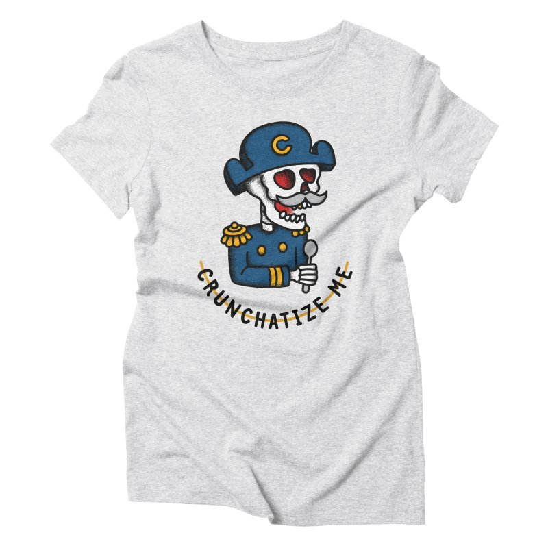 Crunchatize Me Women's Triblend T-shirt by csw
