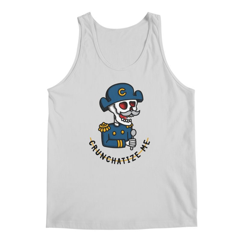 Crunchatize Me Men's Tank by csw