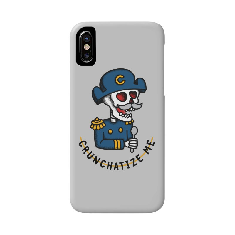 Crunchatize Me Accessories Phone Case by csw