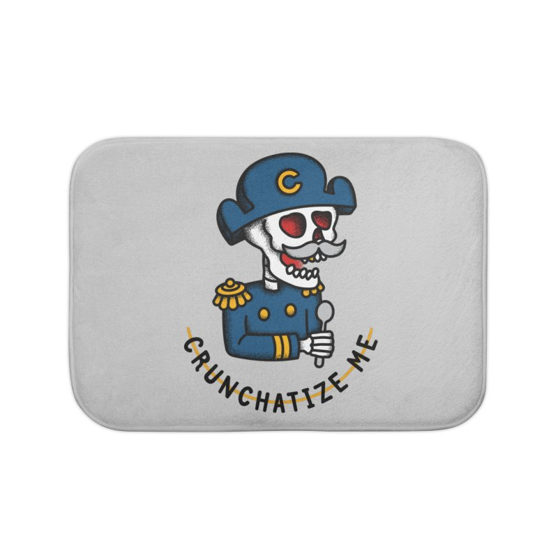 Crunchatize Me Home Bath Mat by csw