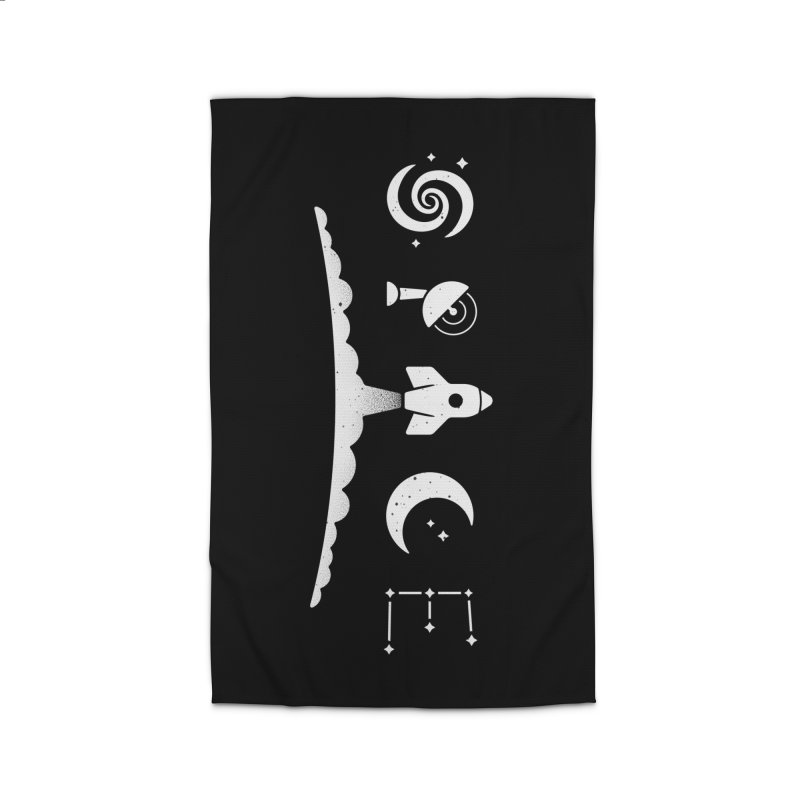 S P A C E Home Rug by csw