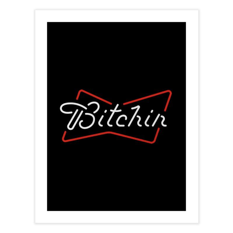 Bitchin' Home Fine Art Print by Cody Weiler