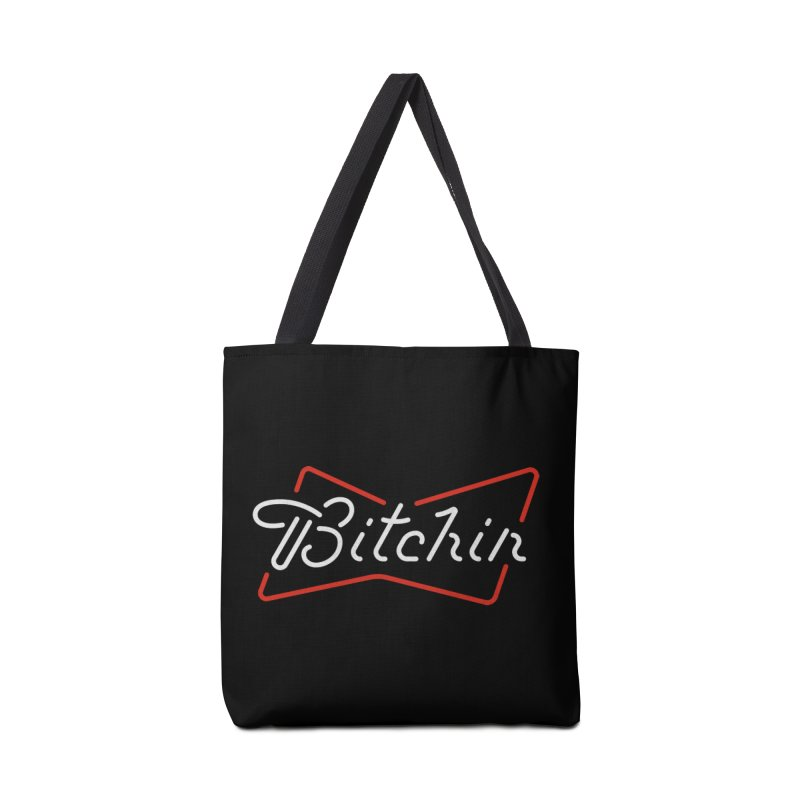 Bitchin' Accessories Bag by csw