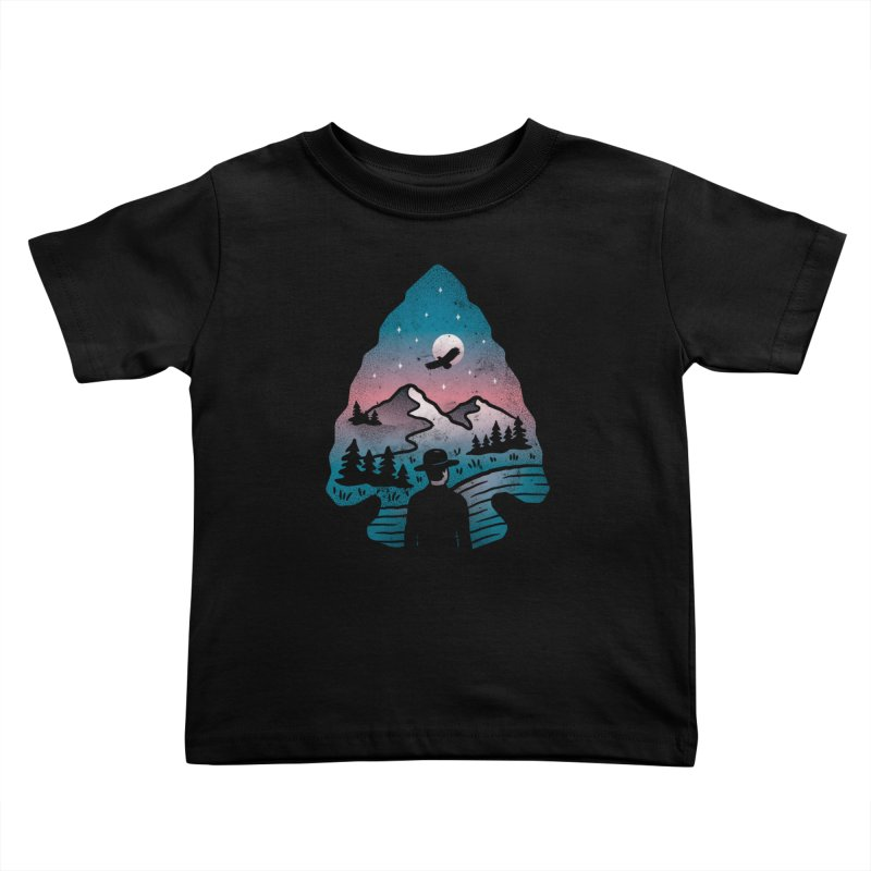 Take Aim Kids Toddler T-Shirt by csw