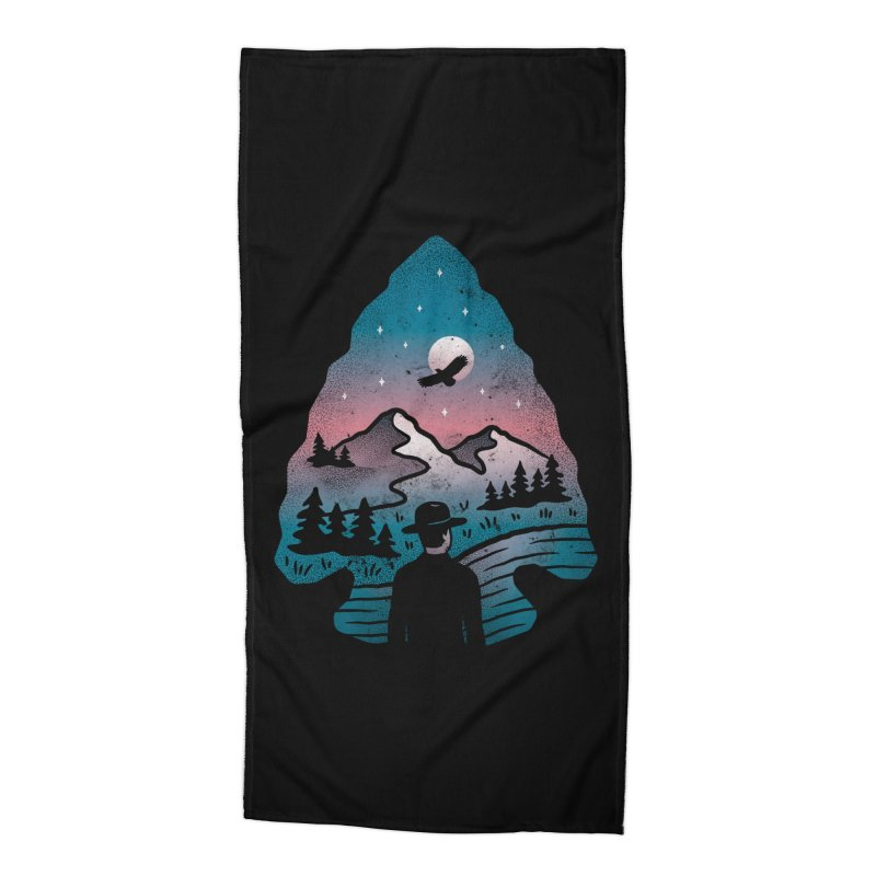 Take Aim Accessories Beach Towel by csw