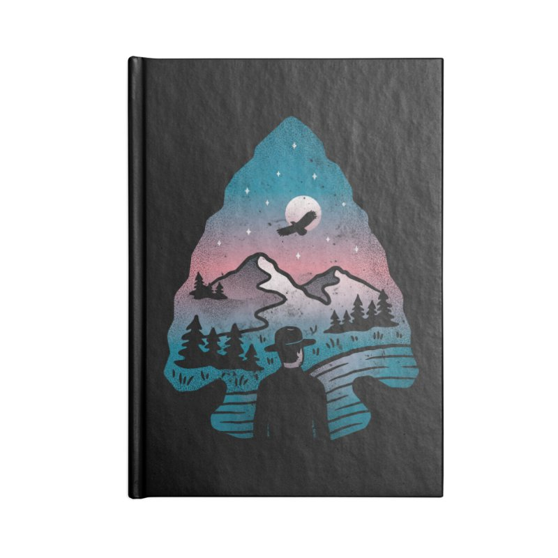 Take Aim Accessories Notebook by csw