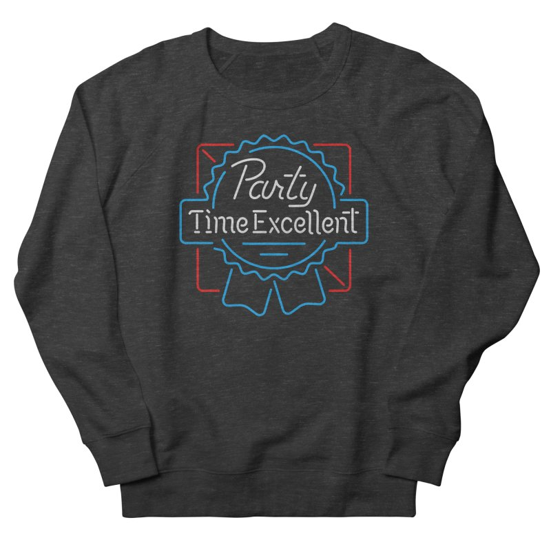 Party On Men's Sweatshirt by csw