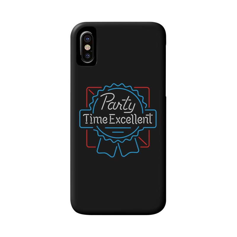 Party On Accessories Phone Case by csw