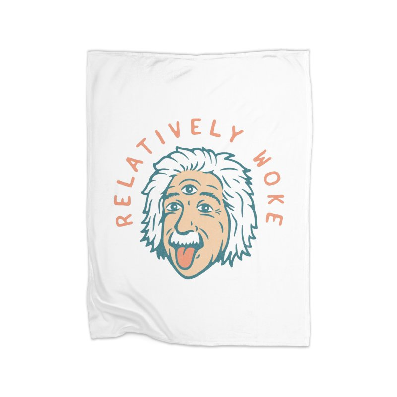 Relativity Home Blanket by csw