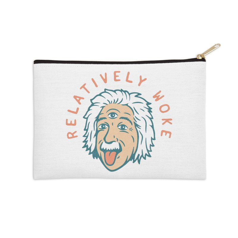 Relativity Accessories Zip Pouch by csw