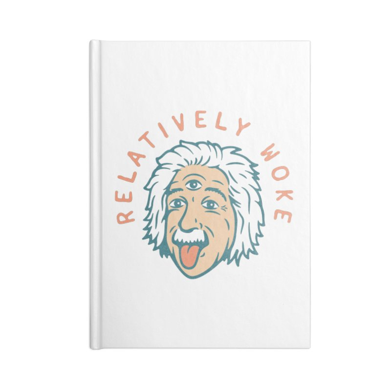 Relativity Accessories Notebook by csw
