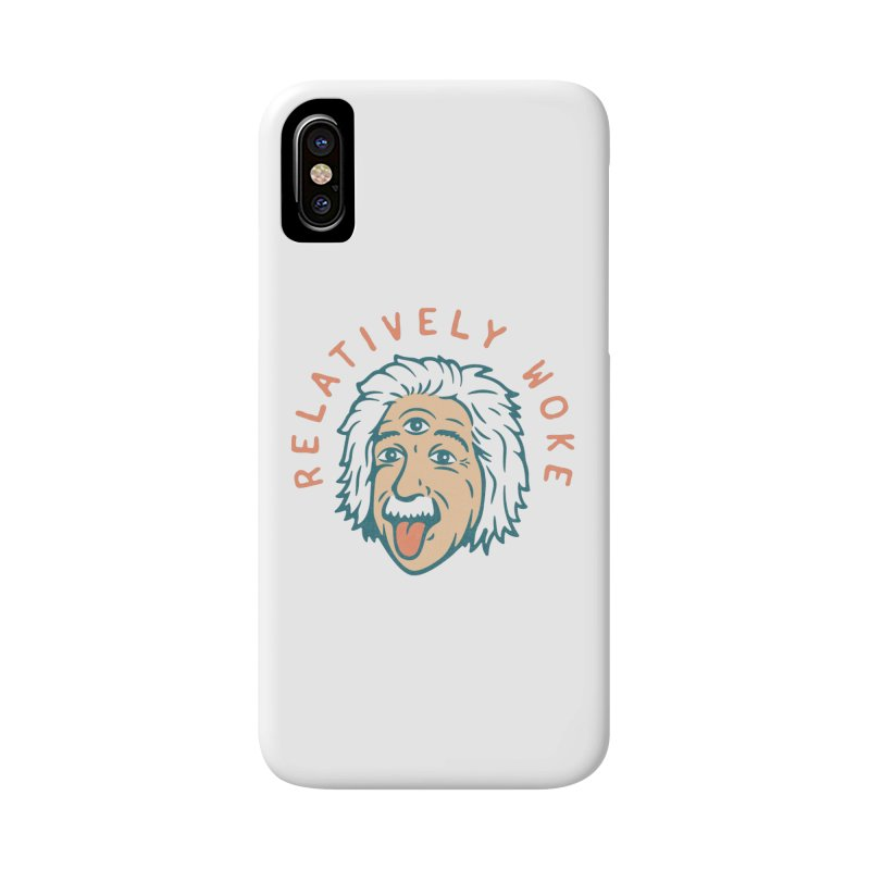 Relativity Accessories Phone Case by csw