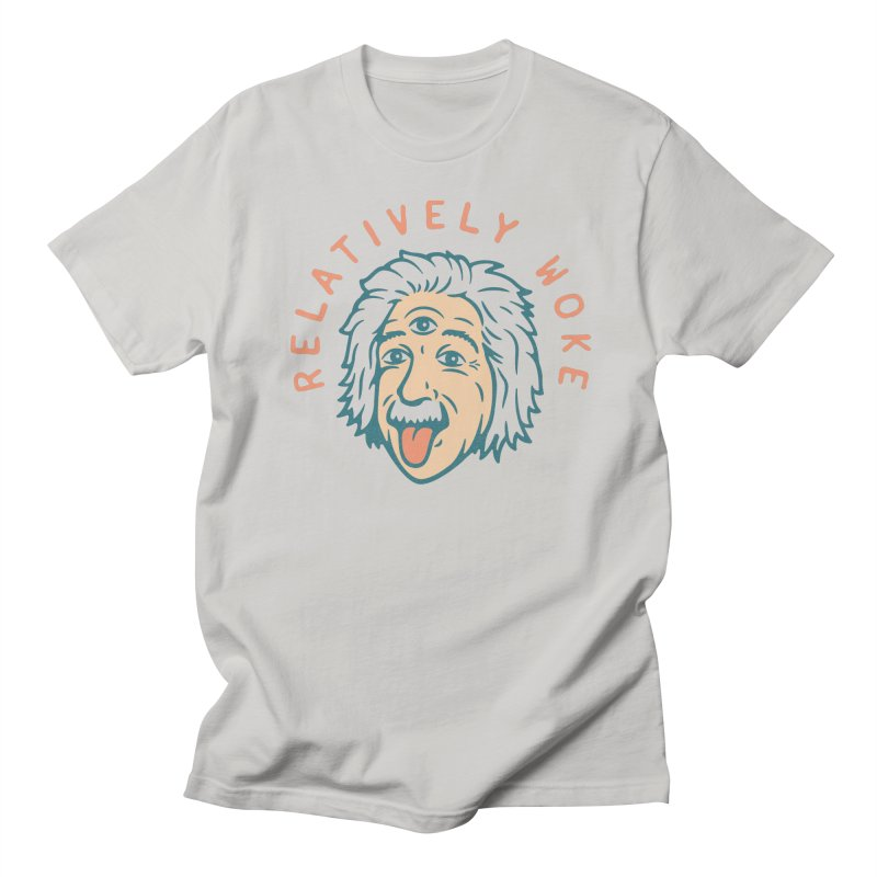 Relativity Men's T-Shirt by csw