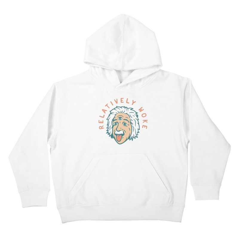 Relativity Kids Pullover Hoody by csw