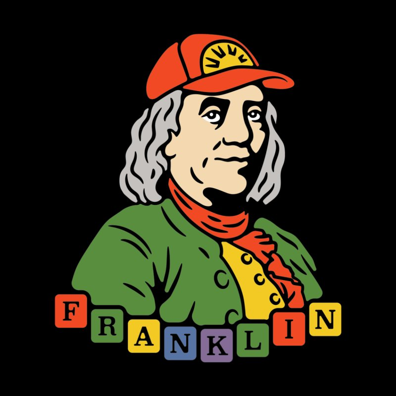 Benjamin Franklin by Cody Weiler