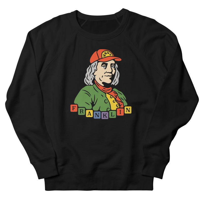 Benjamin Franklin Women's Sweatshirt by csw