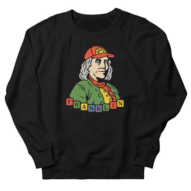 Benjamin Franklin Men's Sweatshirt by csw