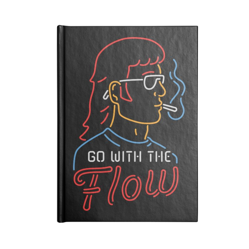 Go with the Flow Accessories Notebook by csw