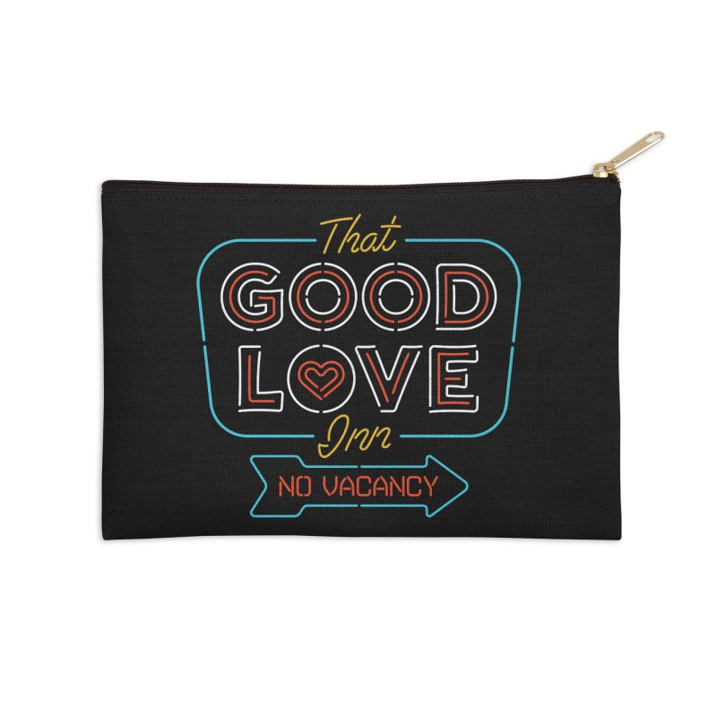 Good Love Accessories Zip Pouch by csw