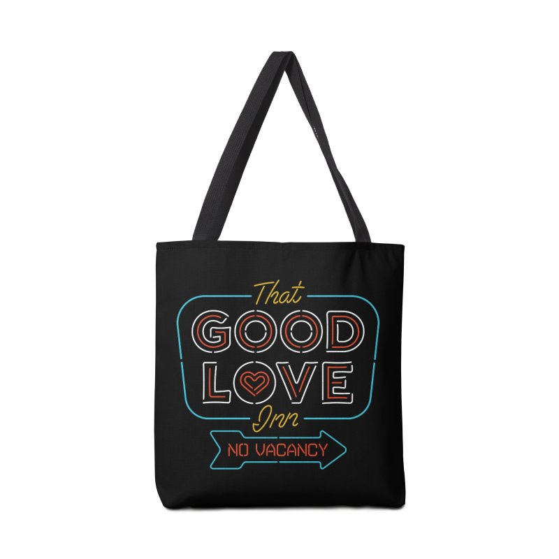 Good Love Accessories Bag by csw