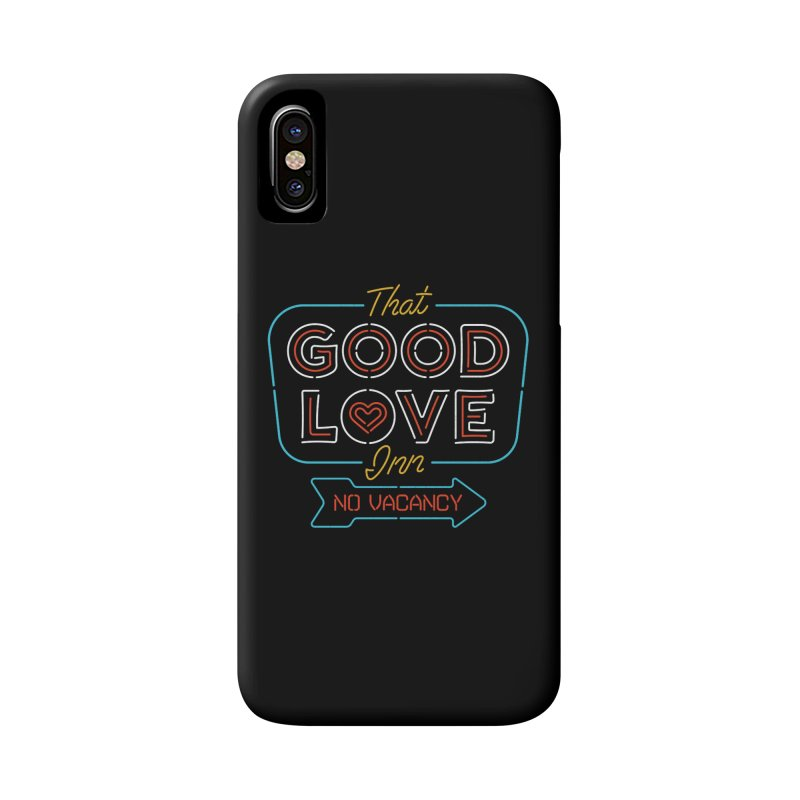 Good Love Accessories Phone Case by csw